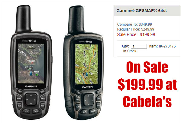 garmin gps cabela's sale $50 Off handheld map