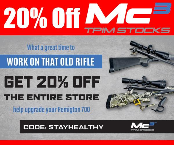 mc3 stocks accessories 20% off stayhealthy code