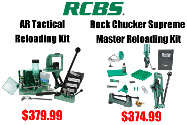 rcbs press sale