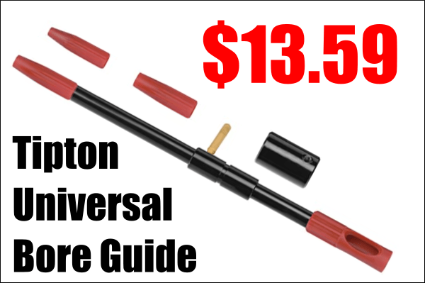 tipton bore guide sale