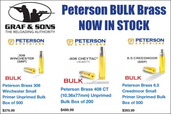 peterson brass