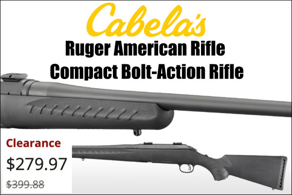 ruger american compact rifle