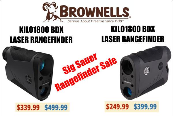 Sig rangefinder sale