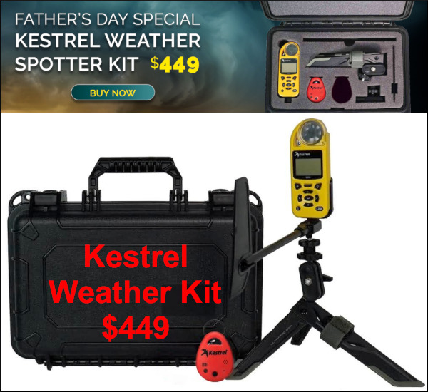kestrel weather spotter vane tripod link case app kit sale