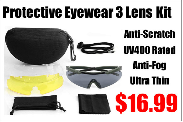 tactical eyeware