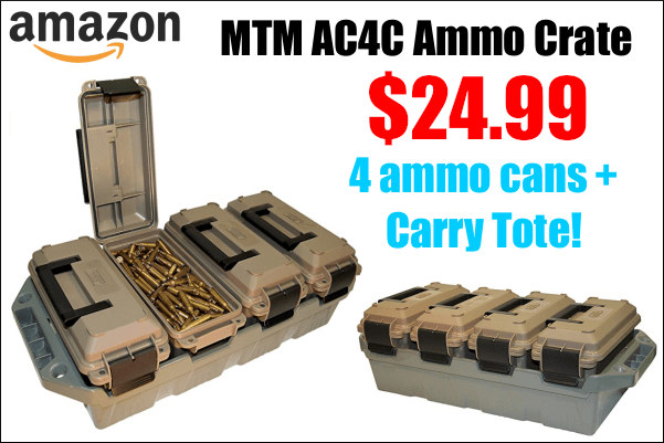 MTM Ammo Carrier Crate Box