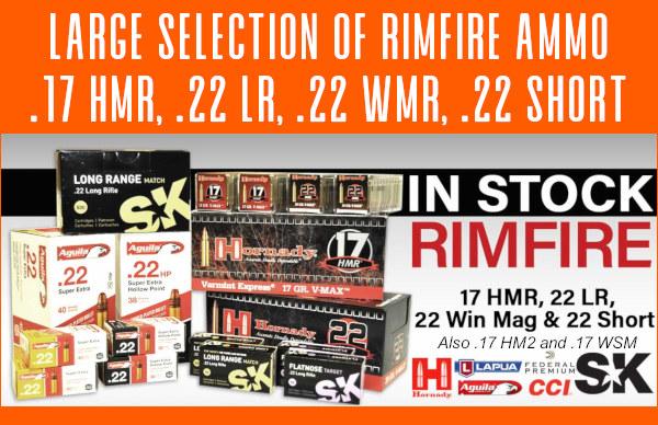 17 hmr .22 LR 22LR .22 WMR midsouth ammo ammunition sale