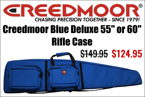 creedmoor rifle case