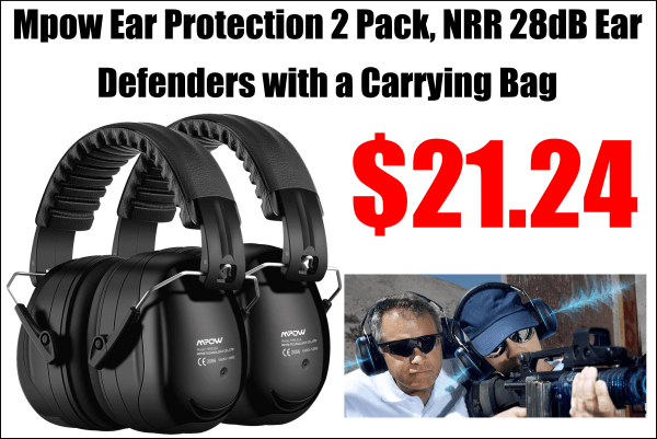 shooting hearing protection
