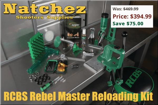 rcbs rebel master loading kit