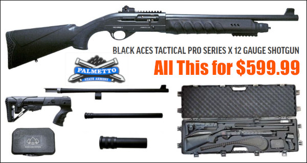 12ga gauge tactical shotgun thumbhole stock discount