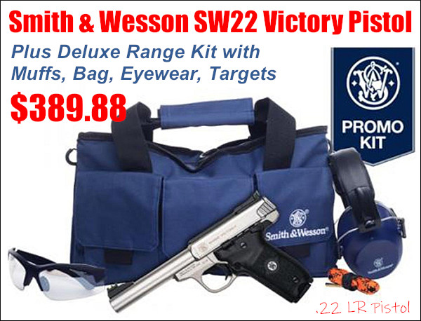 smith wesson range kit
