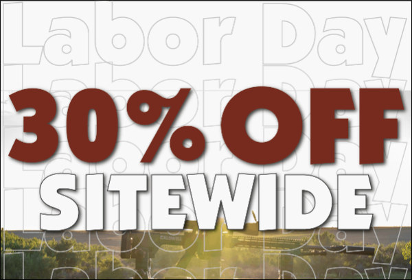 tipton 30% off labor day sale