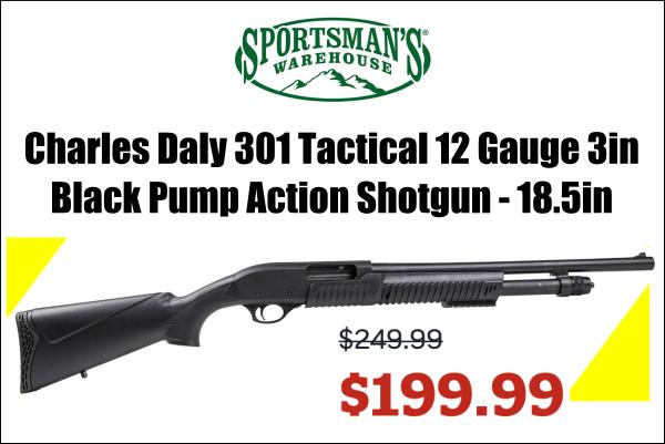 shotgun sale