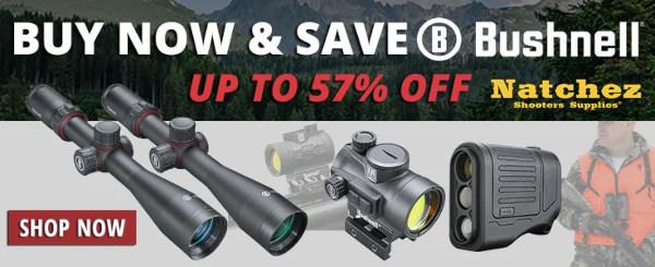 Bushnell scope sale Natchez LRF