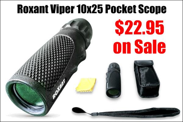 roxant viper pocket scope