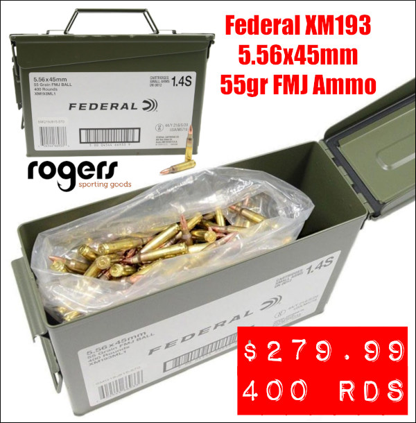 .223 5.56 bulk ammo sale