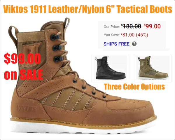 viktos tactical hunting boot footwear half price 2021