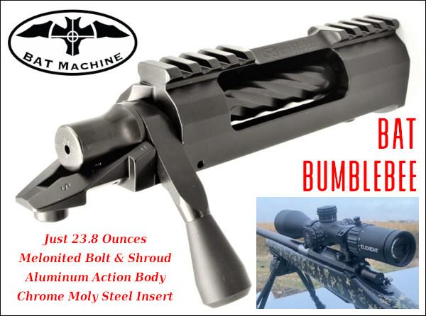 BAT Bumblebee lightweight action aluminum