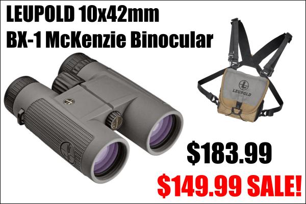 leupold binocular sales