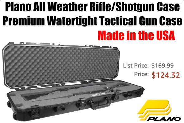 plano rifle case sale