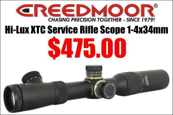 rifle scope sale