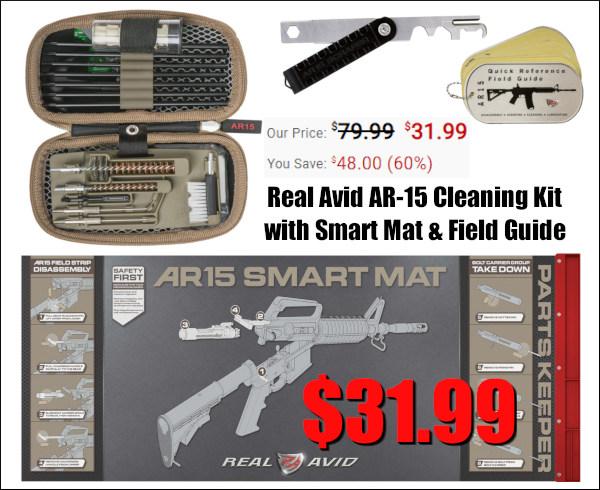 avid AR5 ar-15 cleaning kit mat tool kit sale