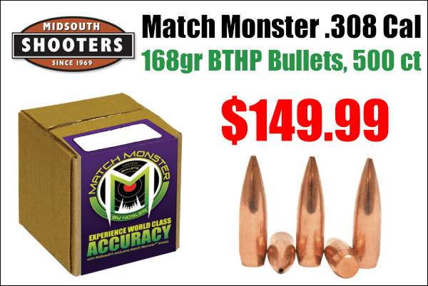 monster bullets sale