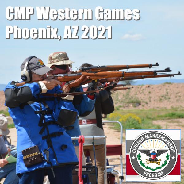 CMP Western Games Phoenix Ben Avery 2021