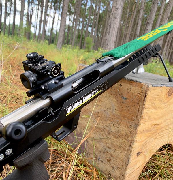 Whidden Gunworks .223 Remington Barnard Action Palma fullbore