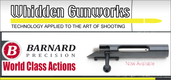 John Whidden gunsorks .308 Win Palma 10% Off Christmas discount sale