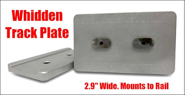Whidden Gunworks Track Plate