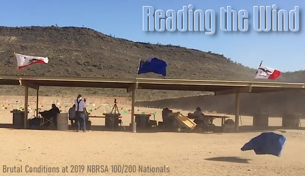 Wind reading coaching bryan litz Ben Avery Phoenix wind video