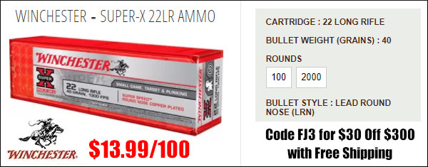 brownells 22 lr sale free shipping winchester