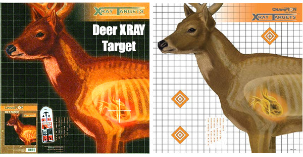 Animal deer elk target Birchwood Casey realistic deer buck