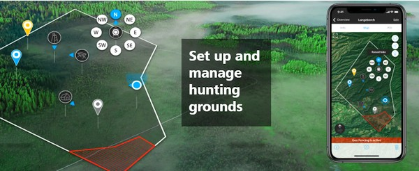 Zeiss ios apple android hunting App mobile