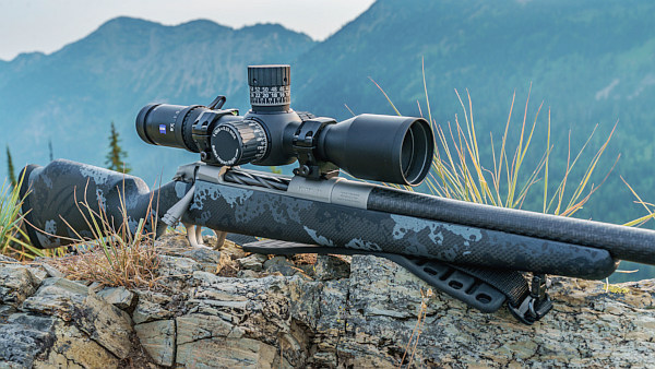 Zeiss LRP S5 first focal plane ffp scopes hunting MOA MRAD